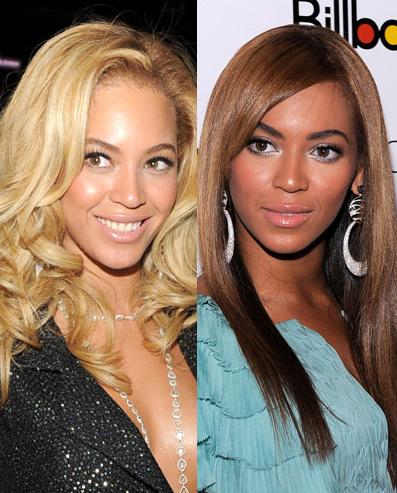 Hollywood Celebrities Who Bleach Their Skin White